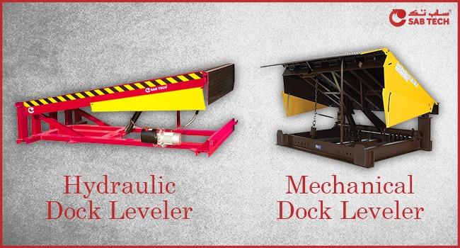 Mechanical and Hydraulic Dock Leveler